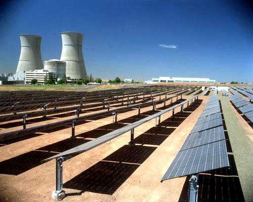 large scale solar power system design pdf